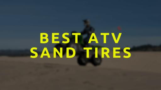best atv sand tires