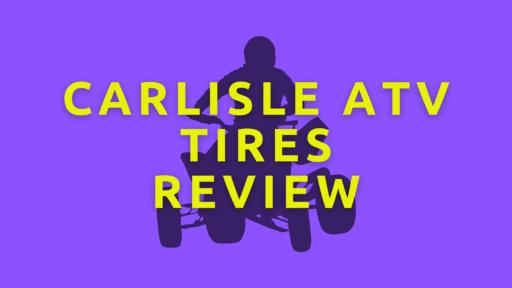 carlisle atv tires review