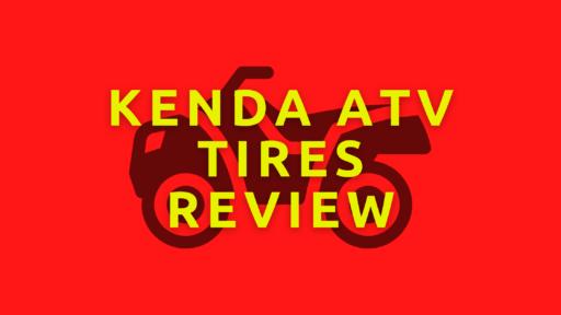 kenda atv tires review