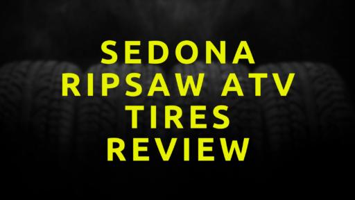 sedona ripsaw atv tires review
